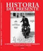 Historia del presente 21. Republica Italiana y la Dictadura Fran