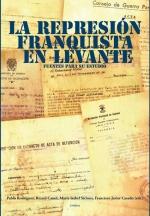 Represión franquista en Levante. Fuentes